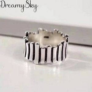 925 Sterling Silver Open Ring